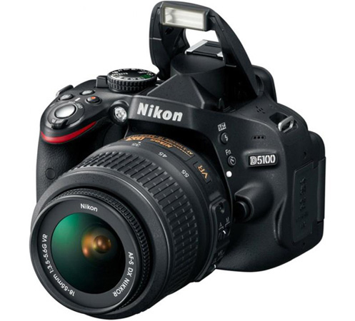 Фотокамери.  Цифрова фотокамера NIKON D5100 kit AF-S DX 18-55mm f...