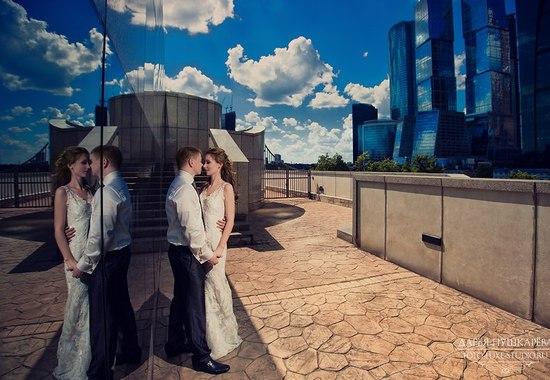 Обработка свадебных фото онлайн