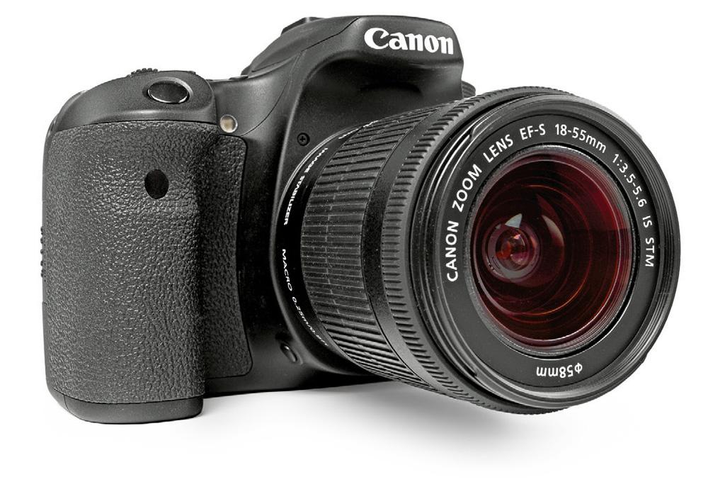как самостоятельно сделать юстировку фотоаппарата canon 40
