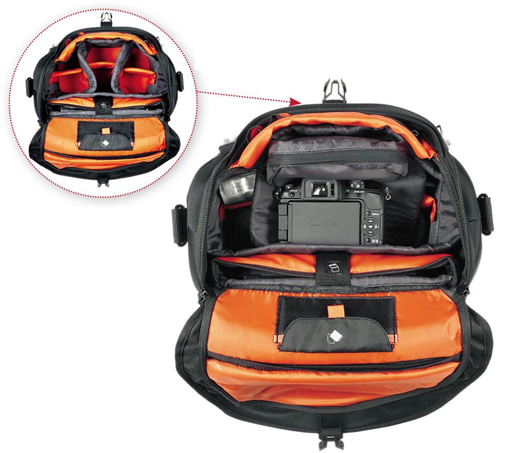 Vanguard The Heralder 28 33 Shoulder Bag