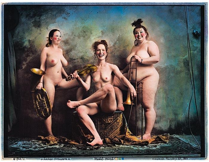 секс в женском лагере