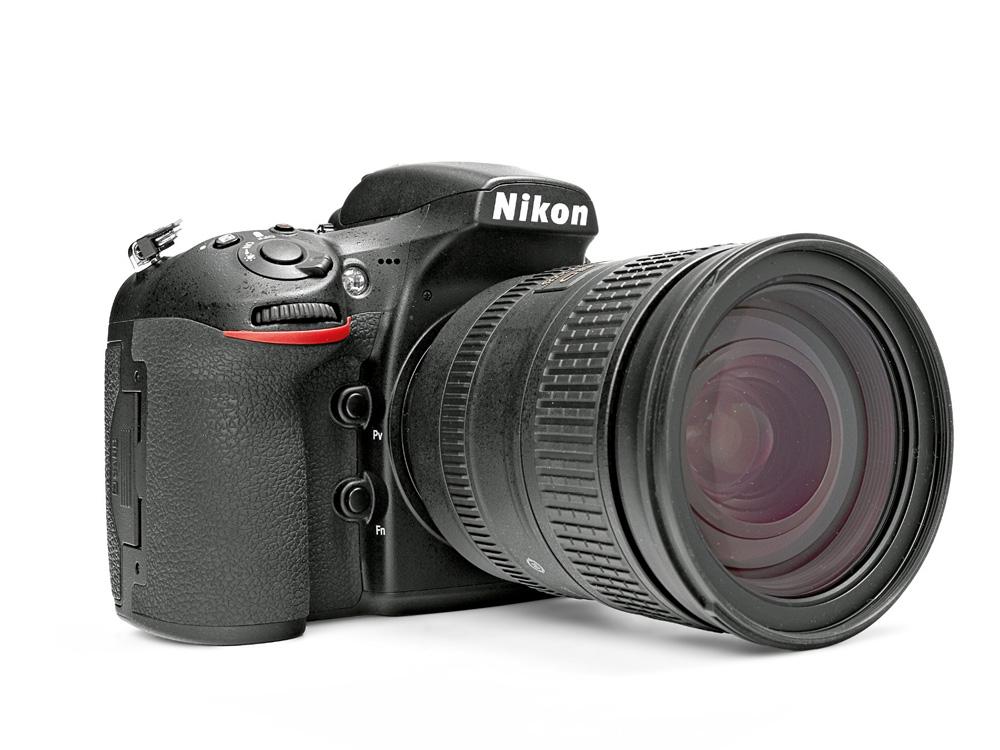Зеркальная фотокамера nikon d810