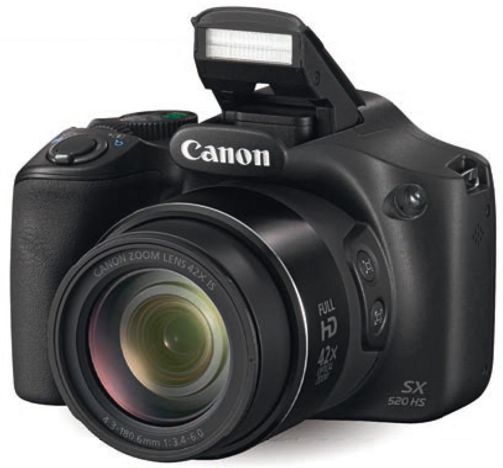 Цифровая беззеркальная фотокамера canon